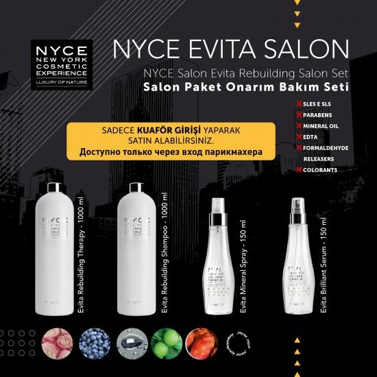 Nyce Evita Salon Package Repair Care