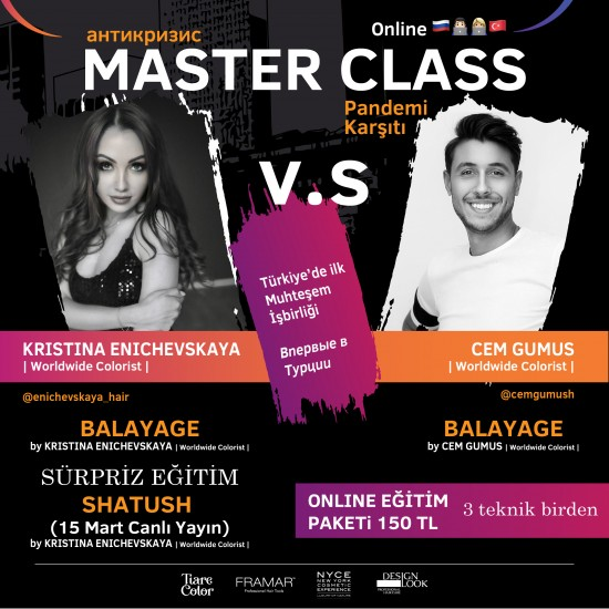 Master Class ( Sadece Kuaför Üye )