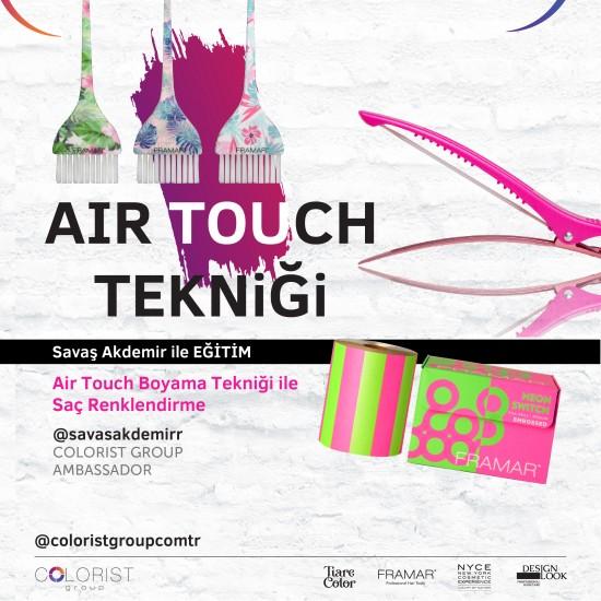 Air Touch Tekniği