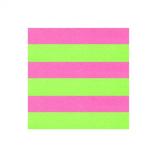 Framar Sınırlı Üretim Neon Desenli Termal Kabartmalı Folyo (98m)