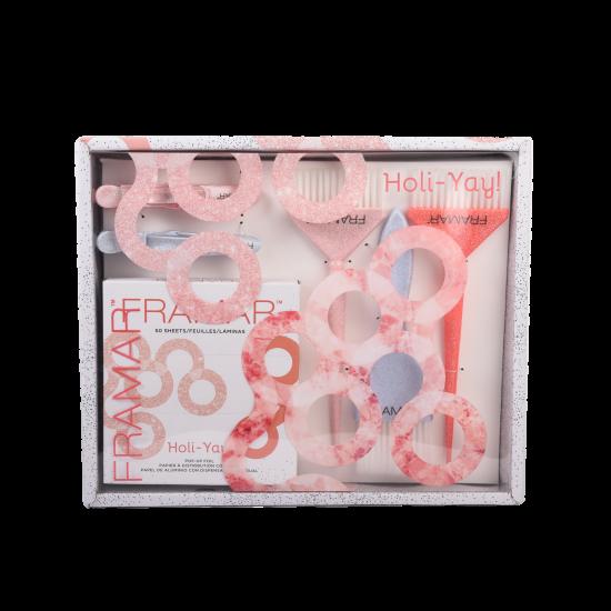Framar Holi Yay Kit Color Set - Boyama Seti