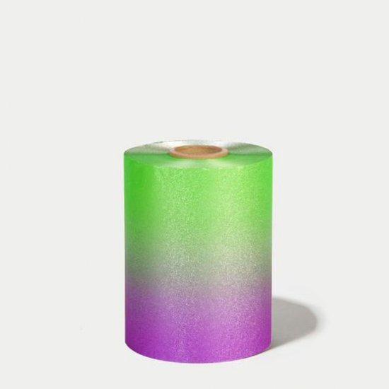 FRAMAR Sınırlı Üretim Halloween Neon Desenli Termal Kabartmalı Folyo (98m)