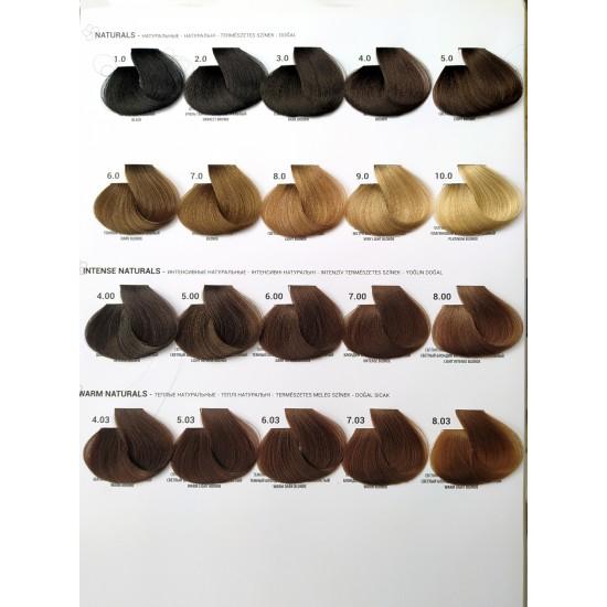 Tiarecolor Organik Monoi Yağ ile Kalıcı Krem Saç Boyası 60 ML