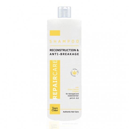 Tiarecolor Kuru Ve Yıpranmış Saçlar İçin Onarıcı Şampuan 1000 ML