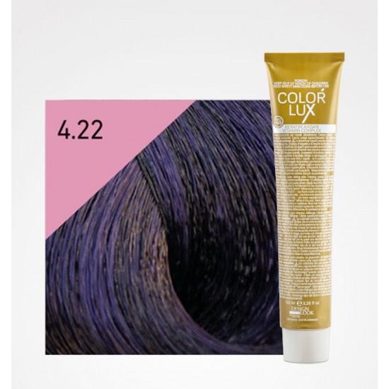 Color Lux 4.22 Chestnut Intense Violet