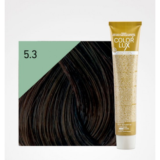 Color Lux 5.3 Light Chesnut Golden