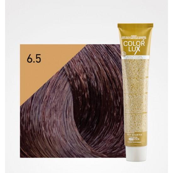 Color Lux 6.5 Dark Blonde Mahogany