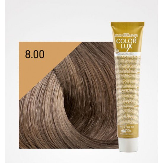 Color Lux 8.00 Intense Light Blonde