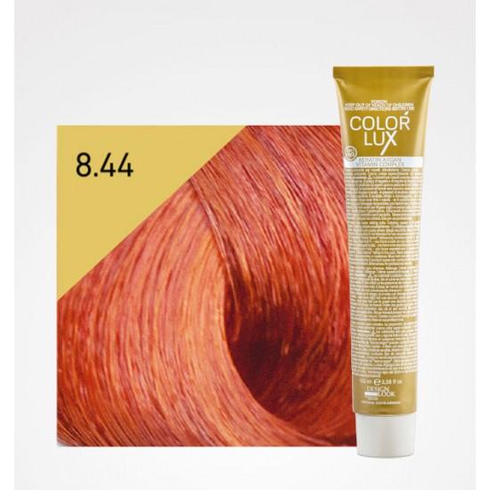 Color Lux 8.44 Light Blonde Intense Copper