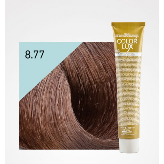 Color Lux 8.77 Hazelnut Chocolate