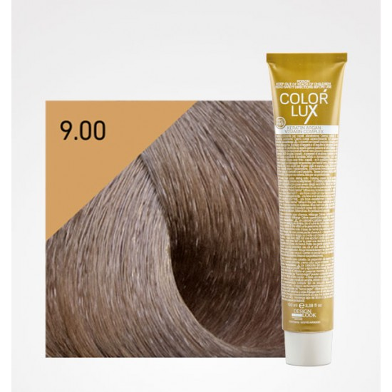 Color Lux 9.00 Intense Very Light Blonde