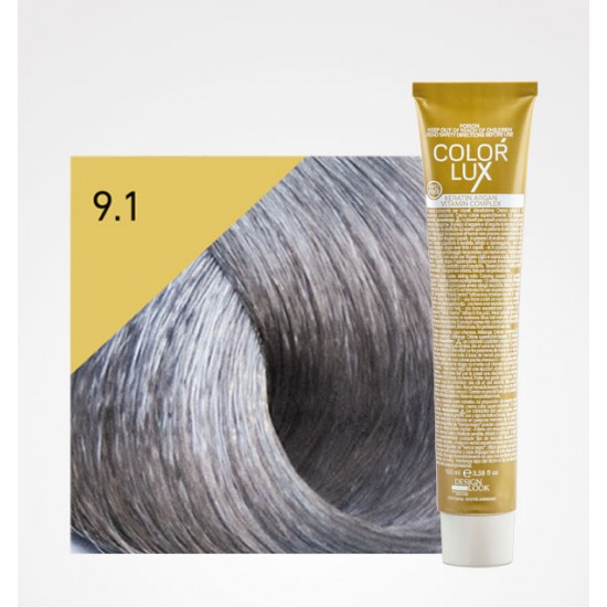 Color Lux 9.1 Very Light Blonde Ash