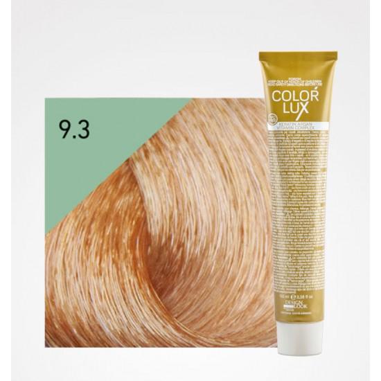 Color Lux 9.3 Very Light Blonde Golden