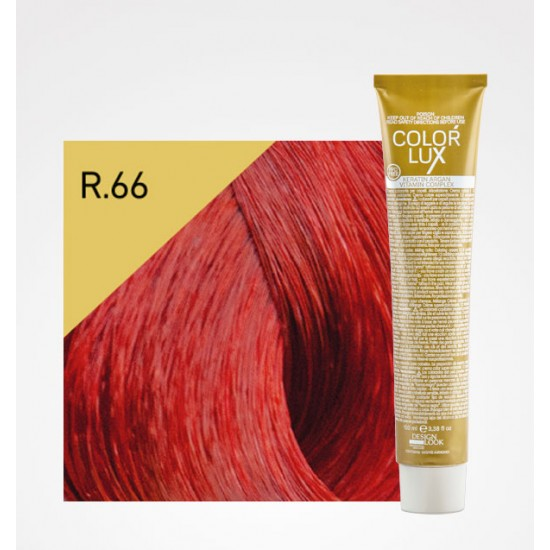 Color Lux R66 Intense Red
