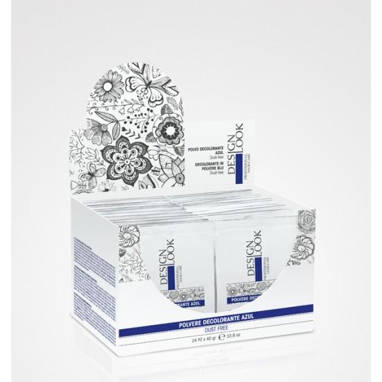 Designlook 7 Ton Mavi Antıdore Saç Açıcı Pudra 40 GR