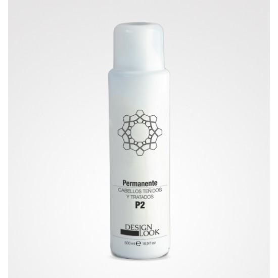 Designlook Perma P2 Hasar Görmüş/ İnce Telli Saçlar İçin Şampuan 500 ML