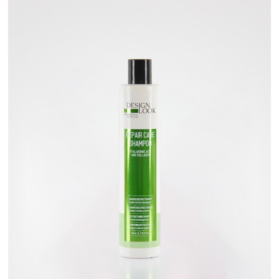 Designlook Dolgu Ve Onarım Saç Şampuanı Hyauloronik Asit Ve Kolajen 300 ML