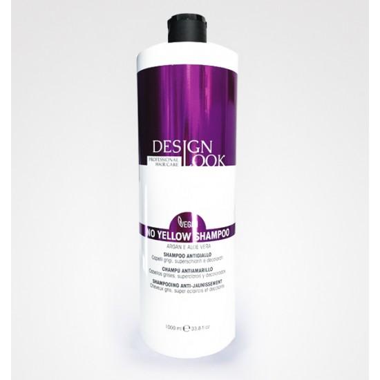 Designlook Vegan No Yellow Anti Dore (Mor) Jel Şampuan 1000 ML