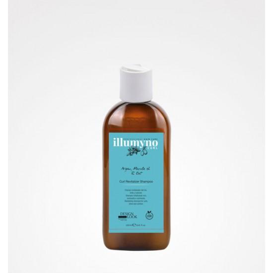 Designlook Kıvırcık Saçlar İçin Şampuan 250 ML