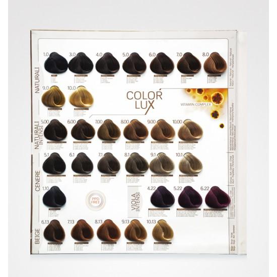 Color Lux Color Card (87 Renk)
