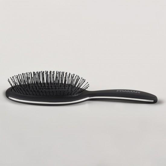 Framar Saç Açma Tarak Siyah
