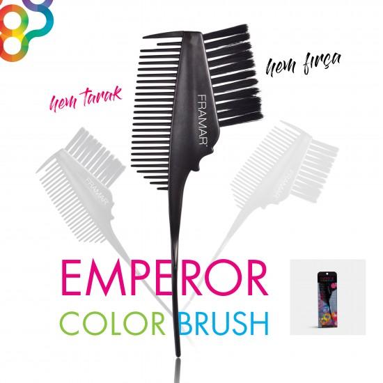 Framar Emperor Brush Taraklı Fırça