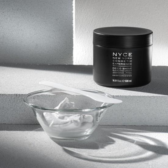 Nyce Deco Shine Lightening Cream Ammonia Free 500 ML