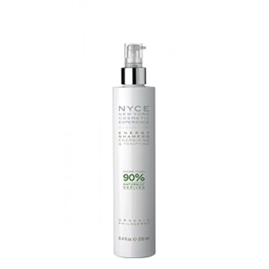 Nyce Energy Şampuan 250 ML - Saç Dökülmesini Önleyici Şampuan