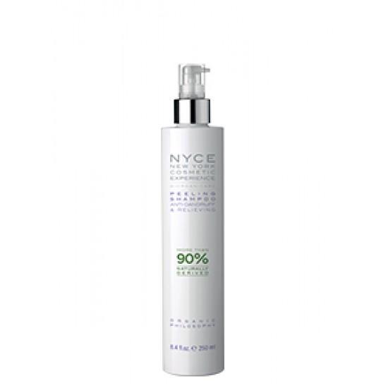 Nyce Peeling Şampuan 250 ML/ Kepekli Saçlar için Şampuan