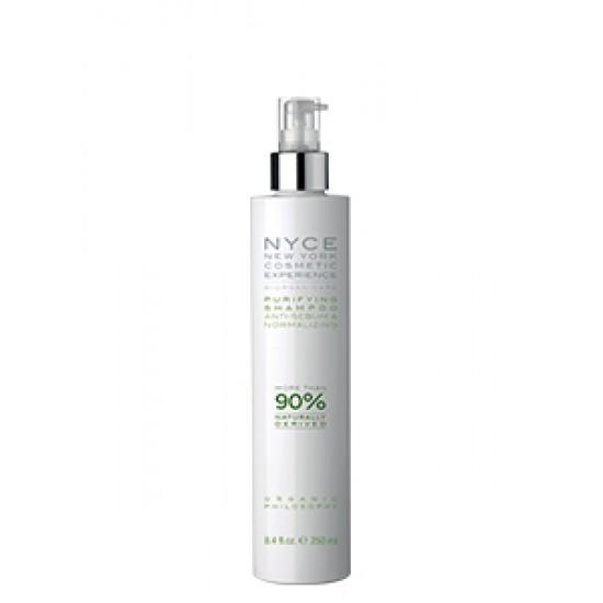 Nyce Purifying Şampuan 250 ML/ Sebum Kontrol Yağlı Saç için Şampuan