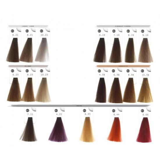 Nyce Color Hd Düşük Amonyaklı Kalıcı Jel Krem Boya 120 ml