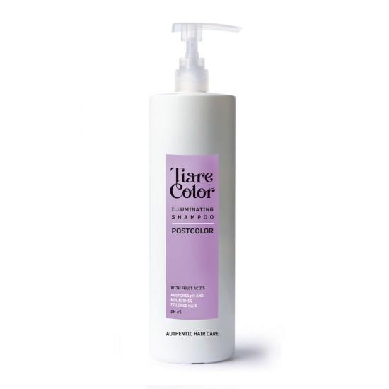Tiarecolor Boyama Sonrası Aydınlatıcı ve Koruyucu Şampuan 1000 ML
