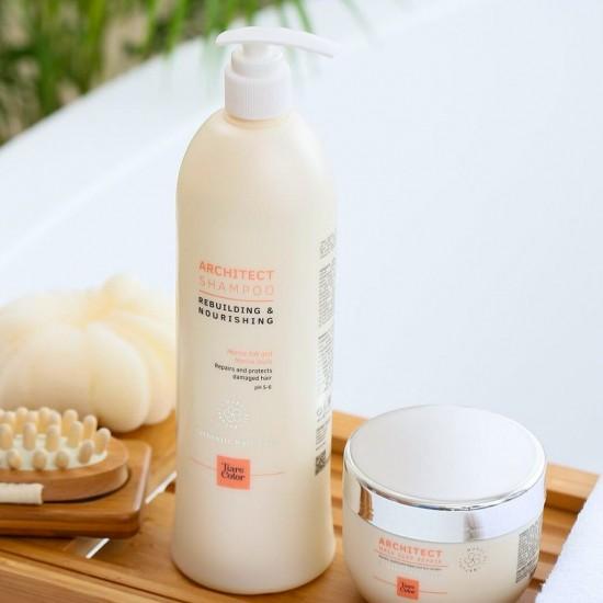 Tiarecolor Kuru ve Yıpranmış Saçlar için Şampuan 1000 ML