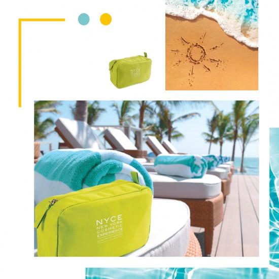NYCE Yeşil Plaj Çantası